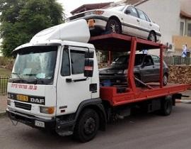 מכירת רכב לחלקי חילוף